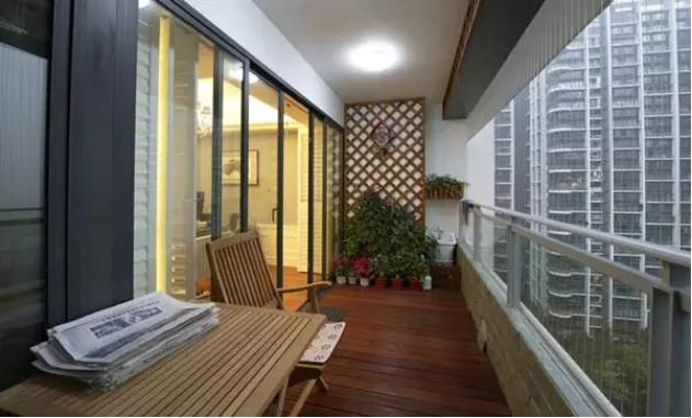 家居风水布局的焦点——阳台