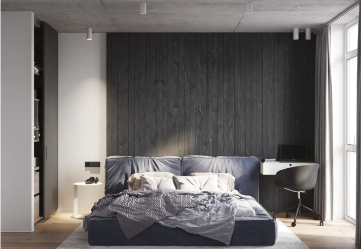 一个好的卧室设计,是创造良好睡眠的根本!